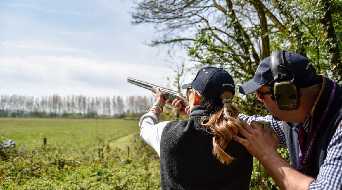 Instruction In The Field Archives Ladys Wood Shooting School