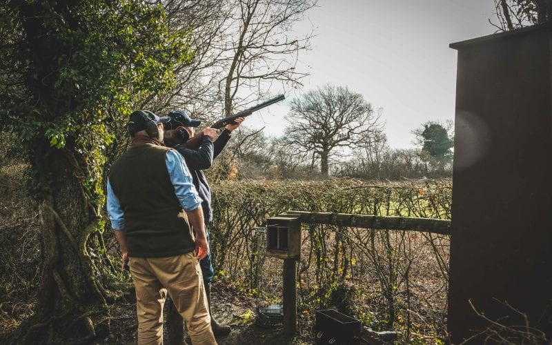 A day in the life of Lady's Wood Shooting School