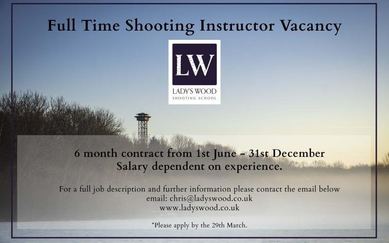 Exciting Job Vacancy