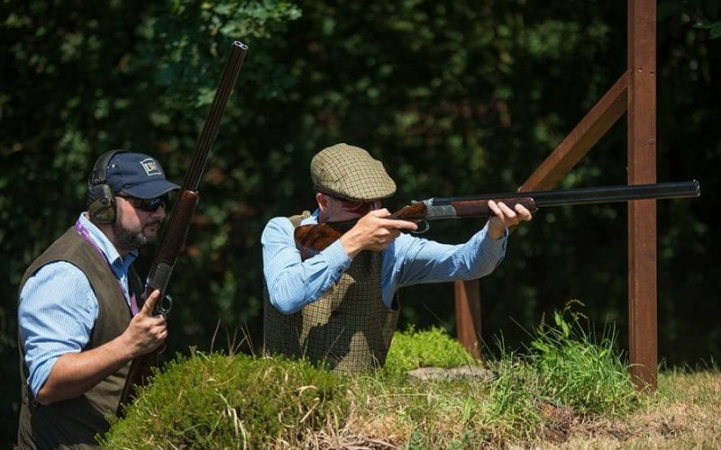 Pre Season Game Shooting Lessons at Lady's Wood Shooting School Bristol