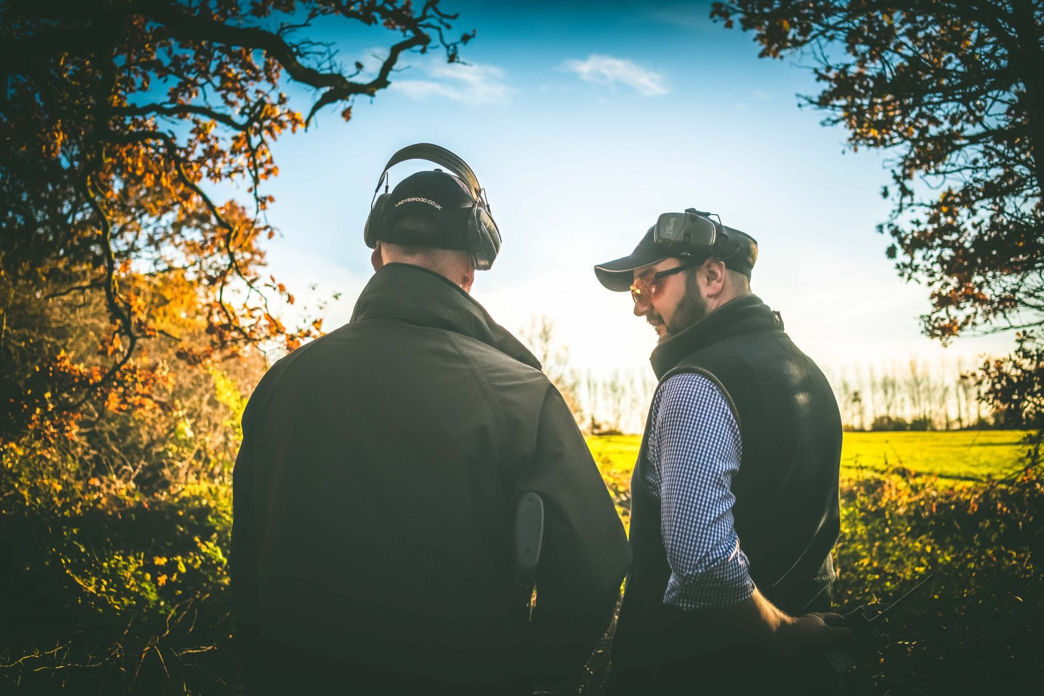 Lady's Wood shooting instructor discusses how to optimise a customer's shooting technique