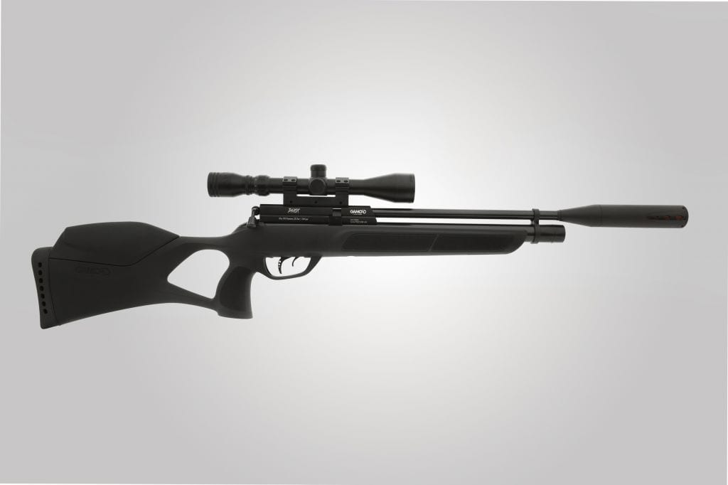 Air rifle available to purchase from Sportarm at Lady's Wood