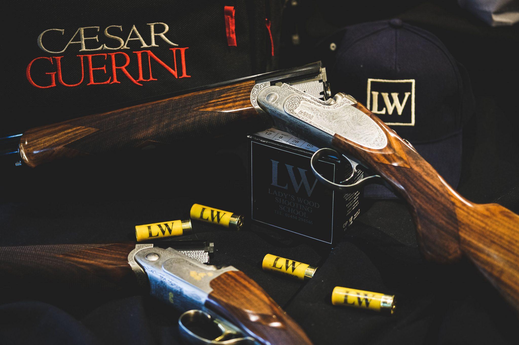 New Lady's Wood school guns from Caesar Guerini