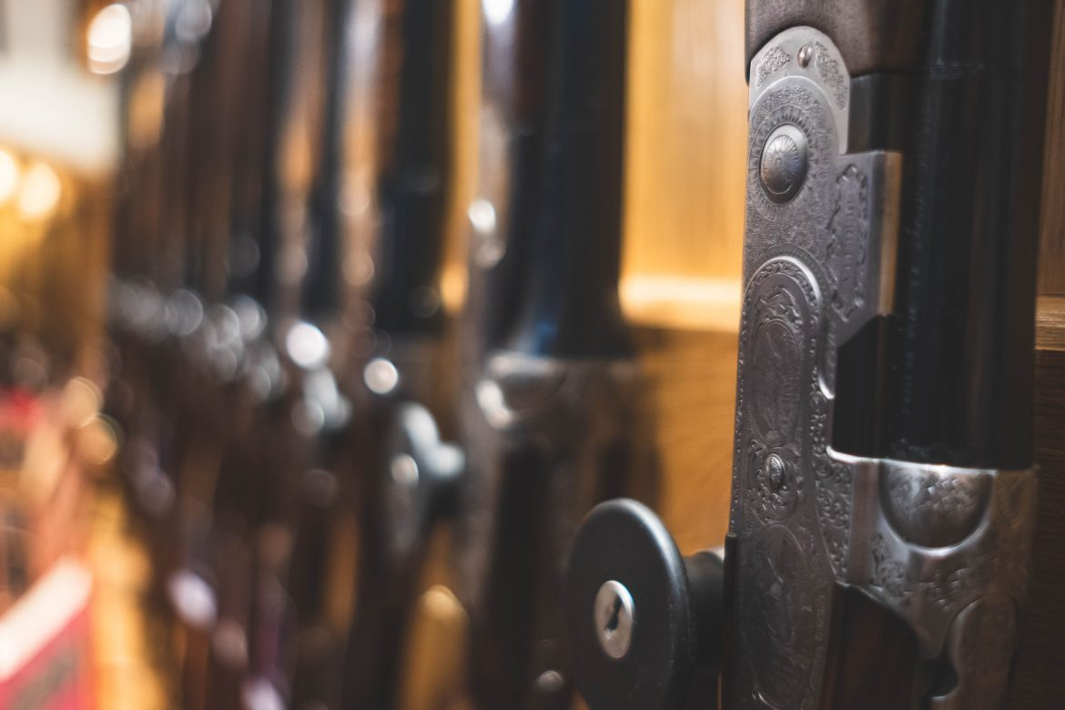 Sportarm at Lady's Wood offer a comprehensive gun storage service