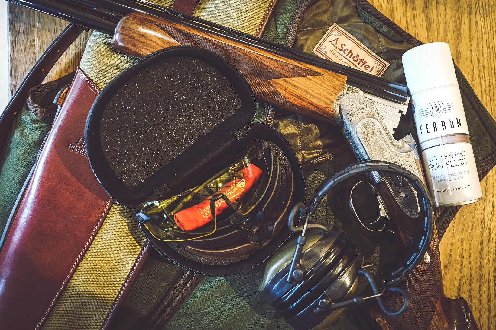 Beginner's Shooting Equipment Starter Kit