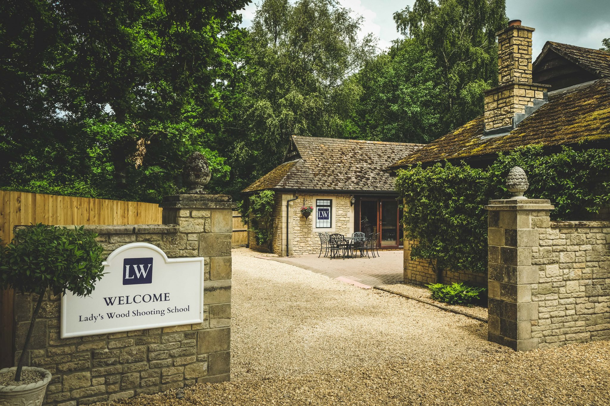 Sportarm at Lady's Wood, the Cotswolds' finest gunroom