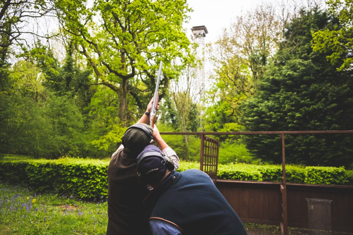 Lady's Wood Introduction to Game Shooting Day in association with BASC