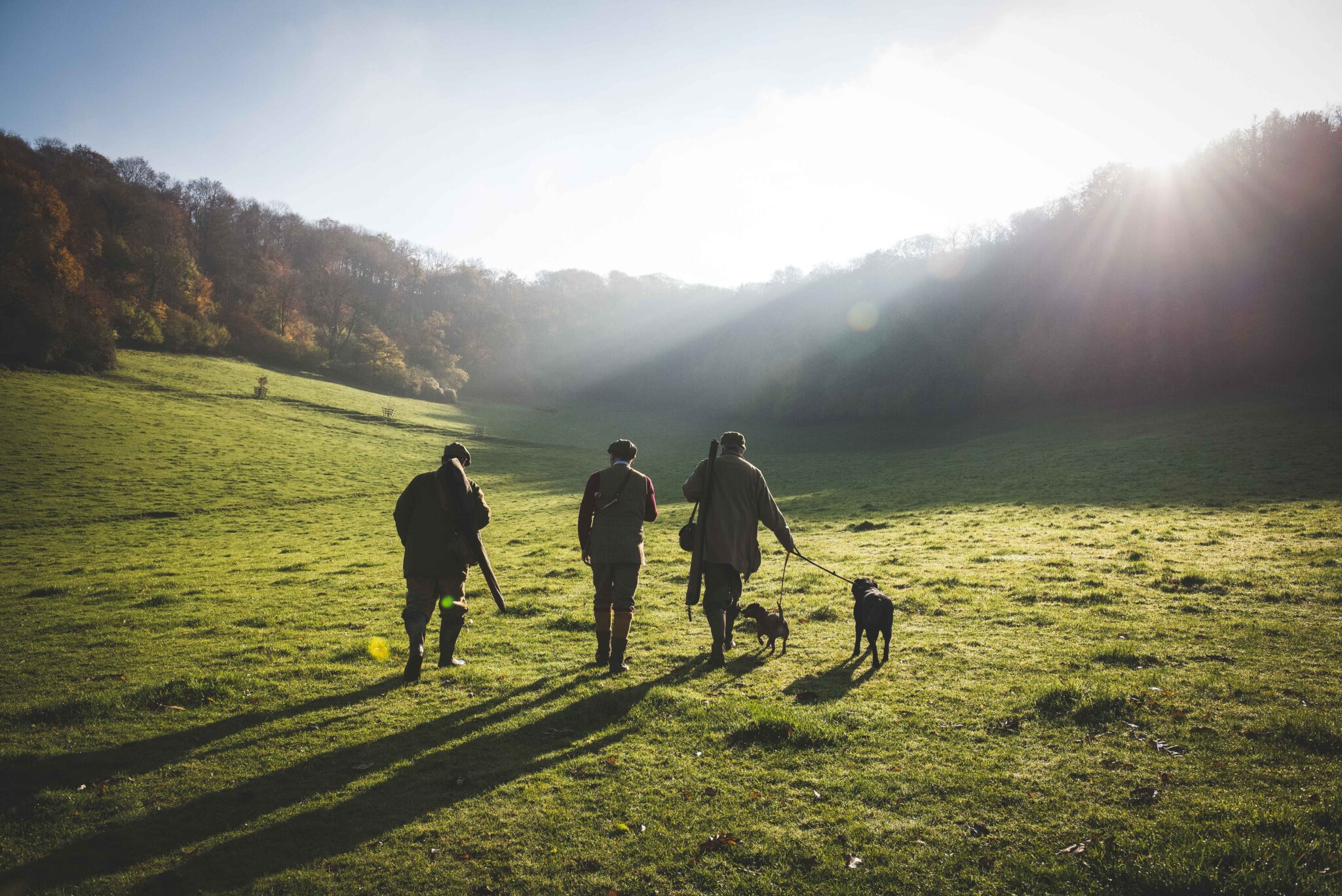 Lady's Wood shares its top partridge shooting tips