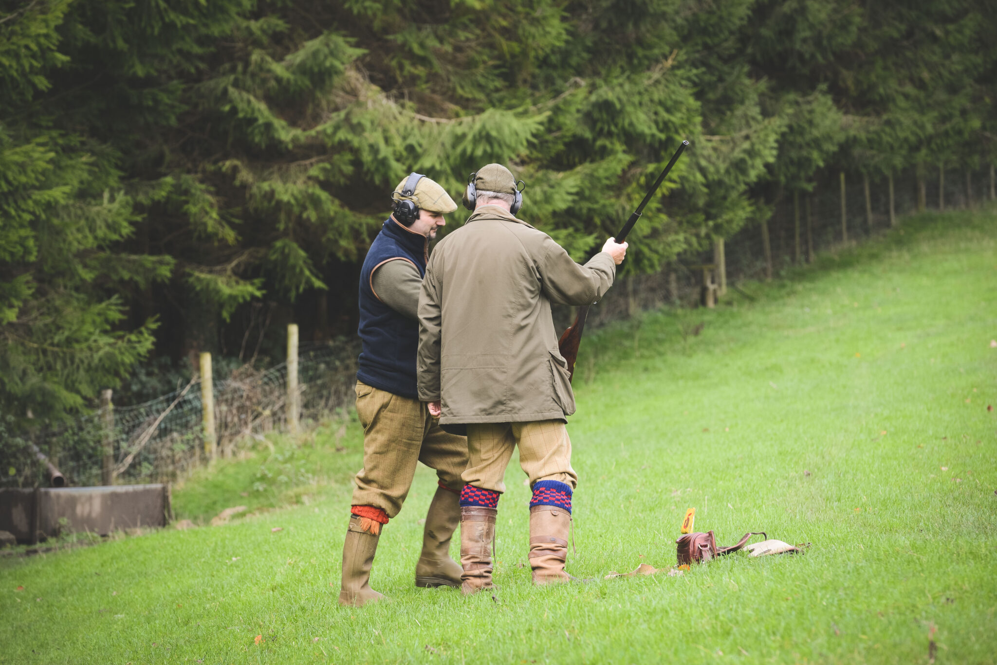 What to wear for a day's pheasant shooting