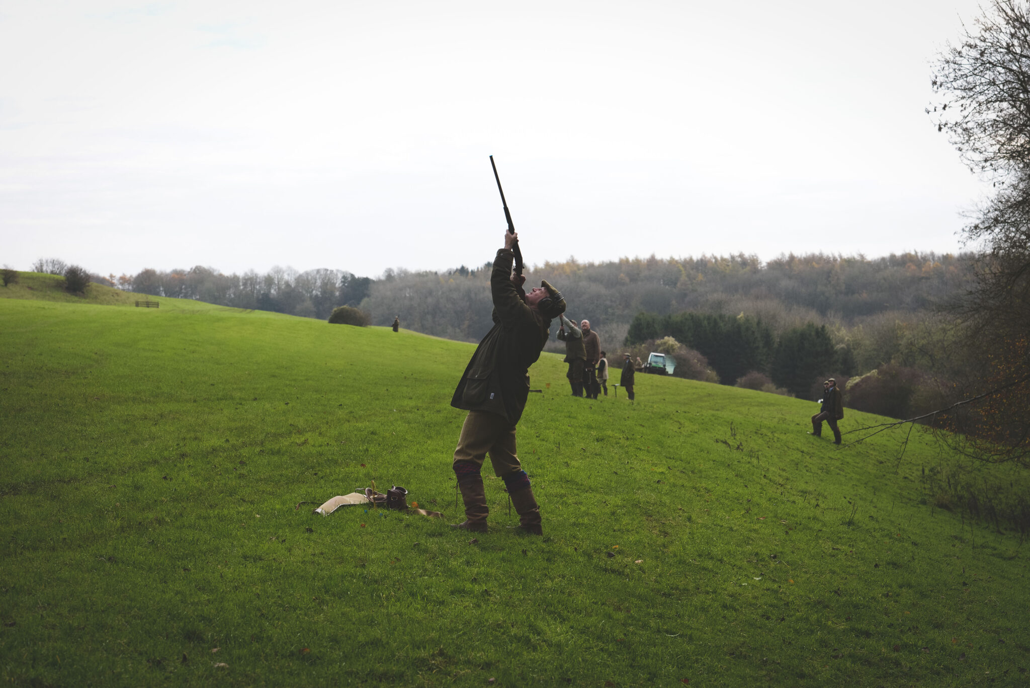 Lady's Wood Guide to the Game Shooting Season