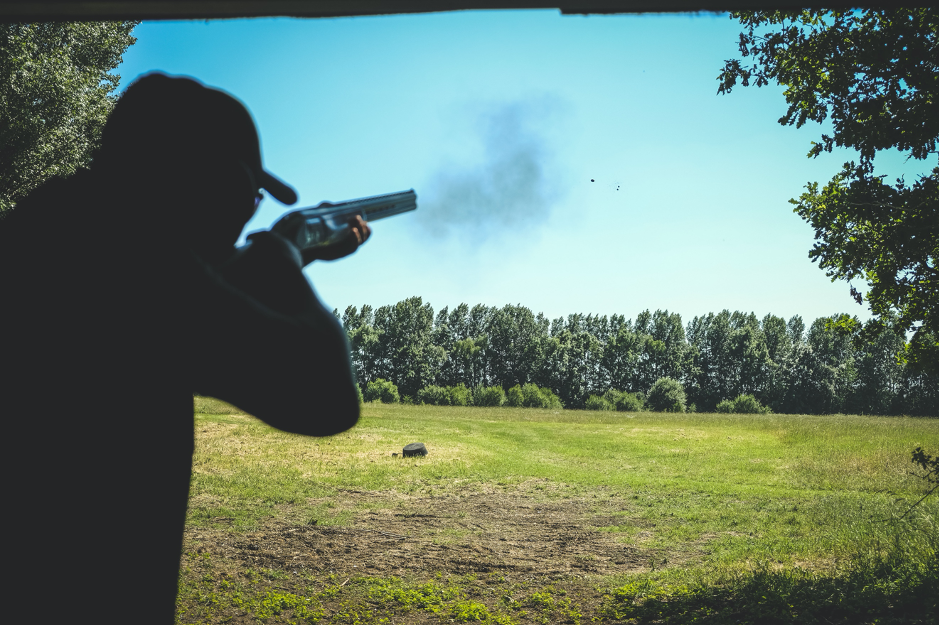 Clay pigeon shooting disciplines