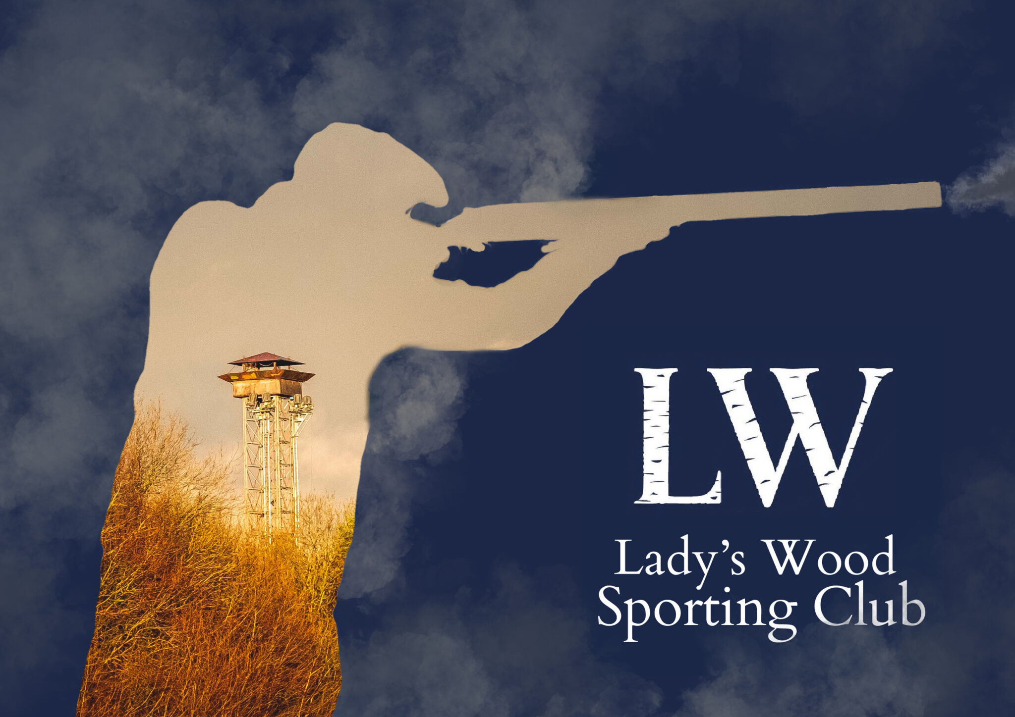 Lady's Wood Sporting Club Graphic