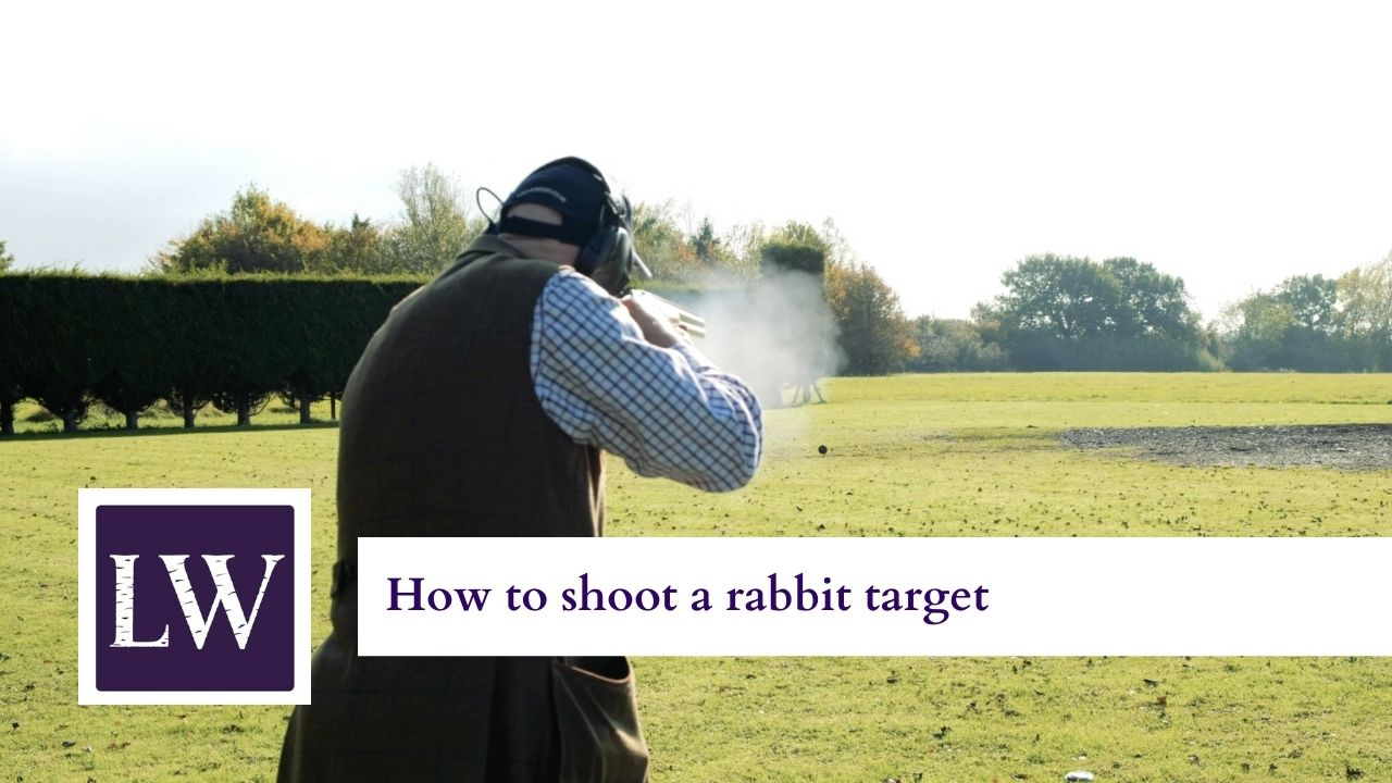 How to shoot a rabbit target video thumbnail