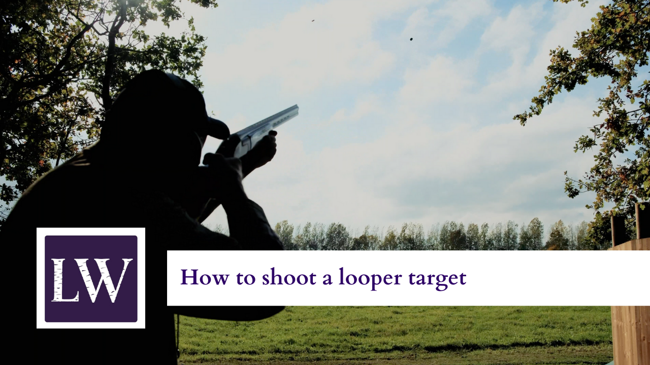 How to shoot a looper target