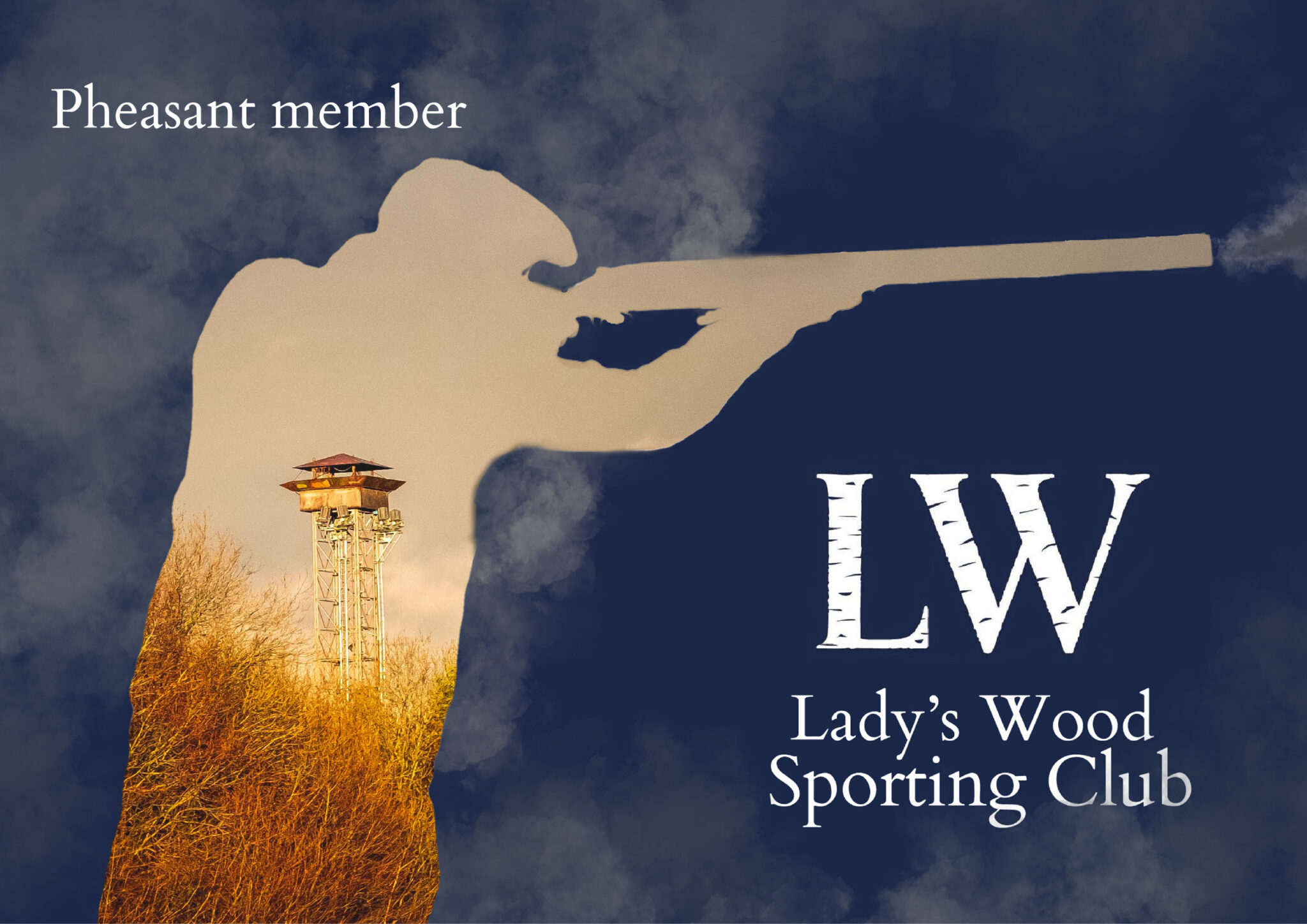 Lady's Wood Sporting Club Pheasant Member