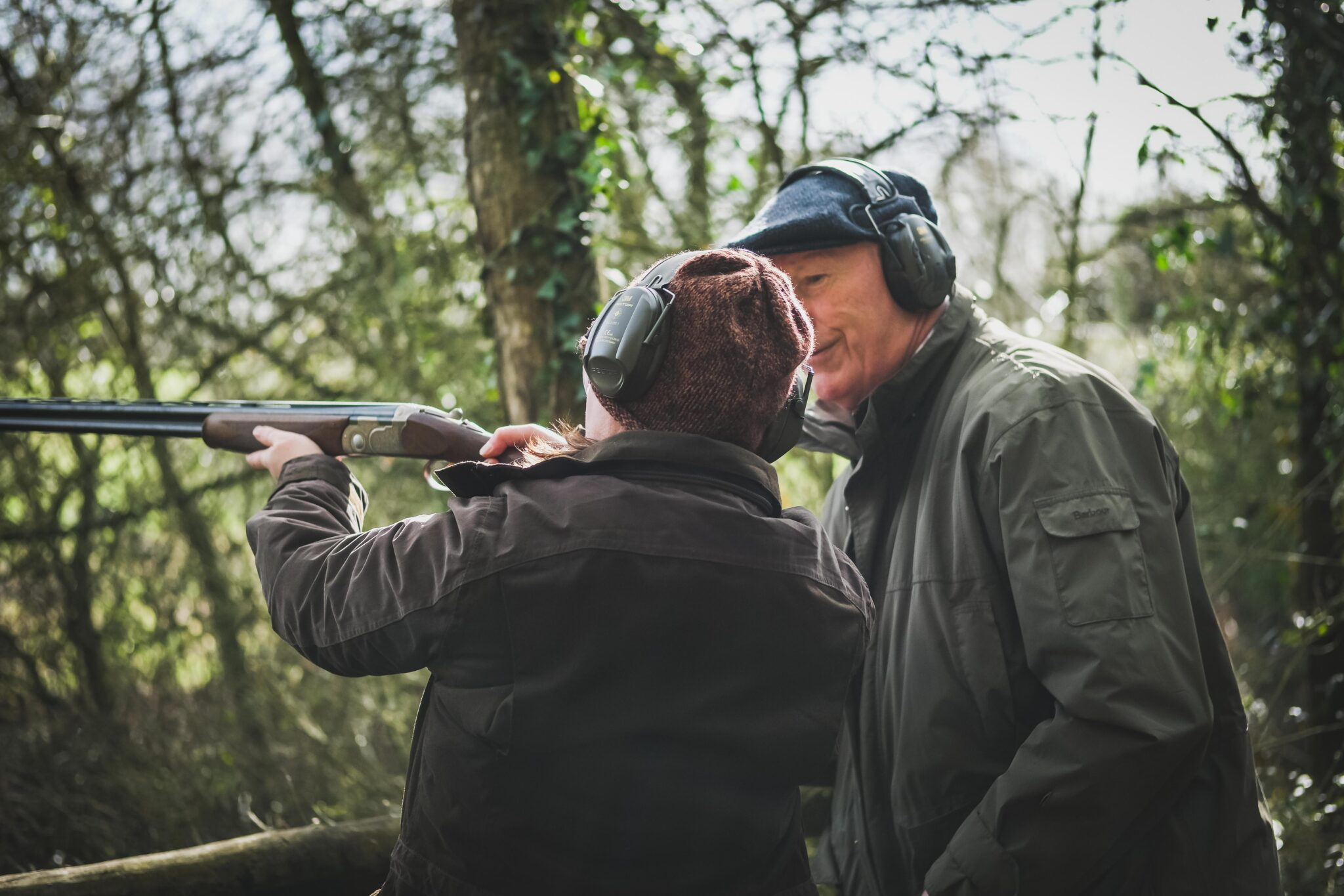 How to have the best clay pigeon shooting experience at Lady's Wood Shooting School
